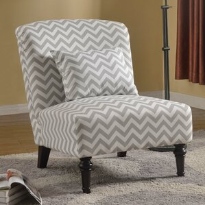 Gibbens Living Room Slipper Chair by Andover Mills