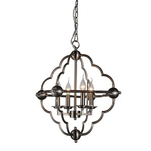 Toni 4-Light Candle-Style Chandelier
