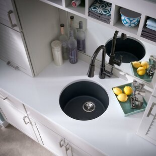 Round kitchen sinks youll love wayfair round kitchen sinks workwithnaturefo