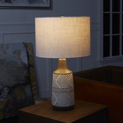 Etched Birch Lamp Wayfair