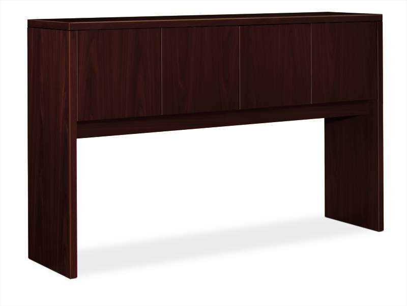 "10500 Series 37.125"" H x 59.9375"" W Desk Hutch"