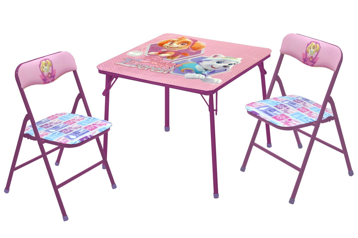 Cool Kids Table And Chairs Dora Ideas - Best Image Engine - xnuvo.com