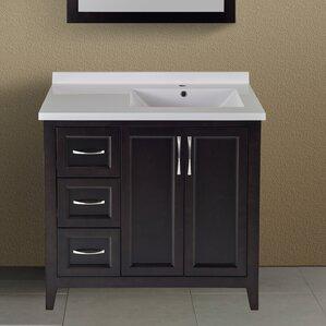 Bathroom Vanity Utah 36 to 40 inch bathroom vanities you'll love   wayfair