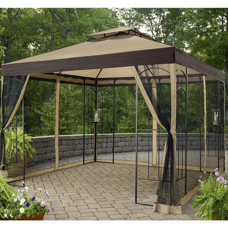Replacement Canopy For Arrow Gazebo