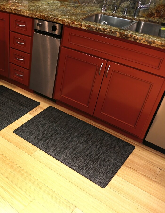 Latitude Run Torrick Comfort Kitchen Mat U0026 Reviews | Wayfair