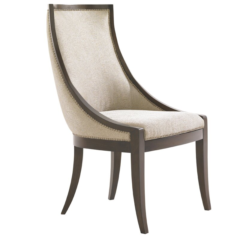 Genial Tower Place Talbott Host Upholstered Dining Chair