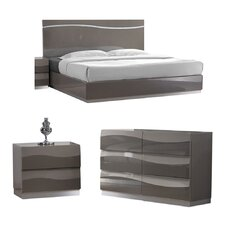 Modern Bedroom Sets White modern & contemporary bedroom sets | allmodern