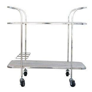 Catriona 2-Tier Bar Cart
