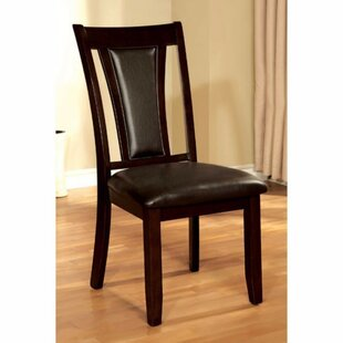 Ammon Transitional Dining Chair (Set of 2)