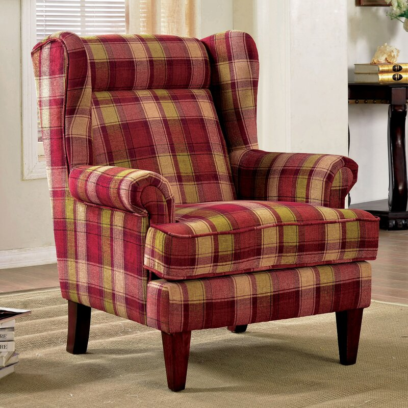 finley wingback chair