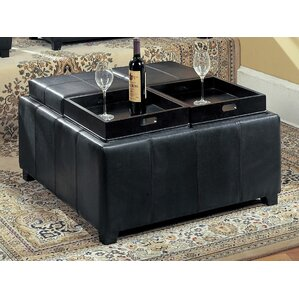 Cocktail Ottoman by Wildon Home ?