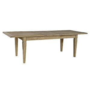 Butterfly Leaf Extendable Dining Table by R. Douglas Home
