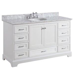 single sink bathroom vanity. Harper 60  Single Bathroom Vanity Set Vanities You ll Love Wayfair