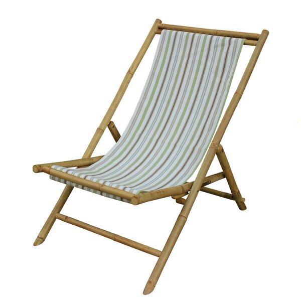 Zew Sling Folding Beach Chair Amp Reviews Wayfair