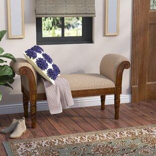 50 Inch Wood Bench Wayfair
