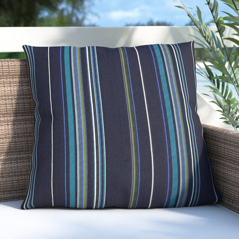 Davida Outdoor Sunbrella Throw Pillow