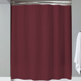 red and grey shower curtain. Save To Idea Board Red Shower Curtains You Ll Love  Wayfair