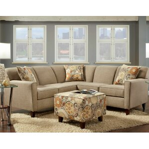 Madge Sectional by Darby Home Co