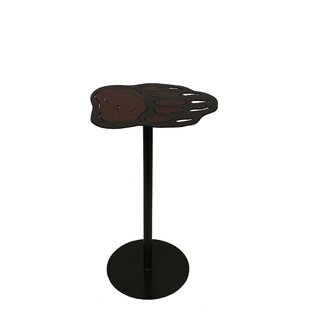 Norah Iron Bear Paw Pub Table