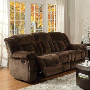 Dale Double Reclining Sofa & Reclining Loveseats u0026 Sofas Youu0027ll Love | Wayfair islam-shia.org