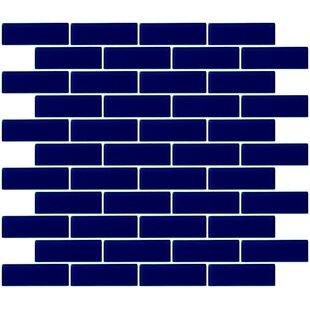 Navy Blue Floor Tile | Wayfair