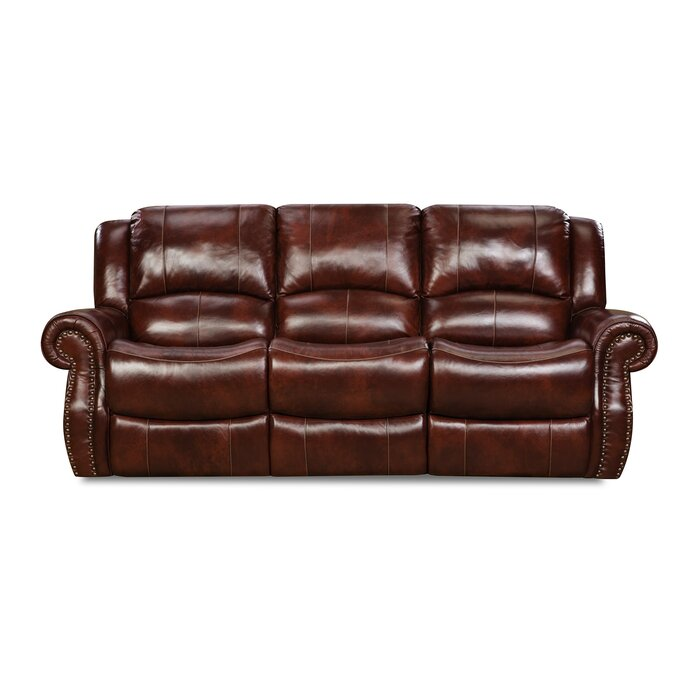 Miraculous Hein Leather Reclining Sofa Download Free Architecture Designs Grimeyleaguecom