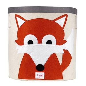 Fox Storage Bin