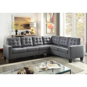 Earsom Sectional Collection by ACME Furniture
