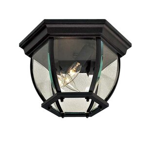 Rockwood 3-Light Flush Mount