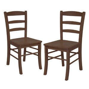 Anthem Solid Wood Dining Chair (Set of 2) by Red Barrel Studio
