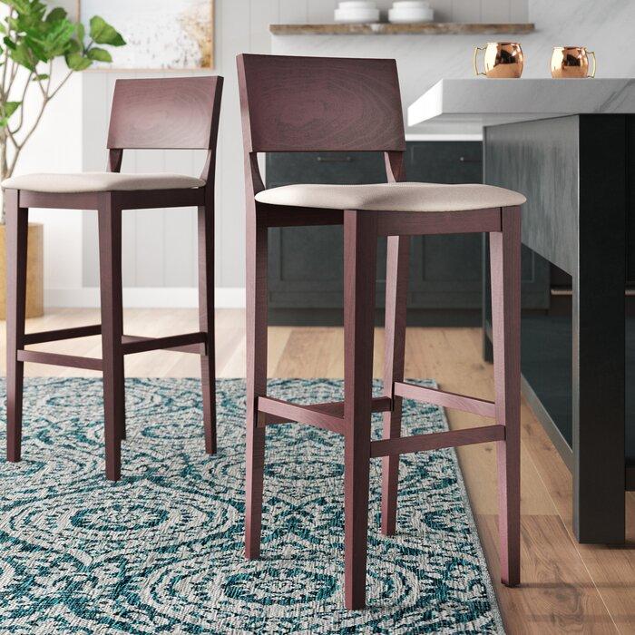 Pleasant Zinab 30 Bar Stool Alphanode Cool Chair Designs And Ideas Alphanodeonline