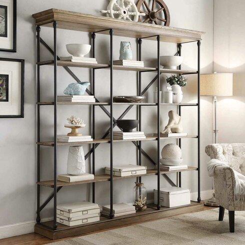 Gail Etagere Bookcase