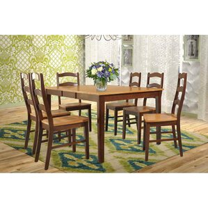 Stettler Extendable Dining Table by TTP F..