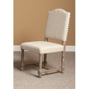 Dining Arm Chairs Upholstered french country kitchen & dining chairs you'll love | wayfair