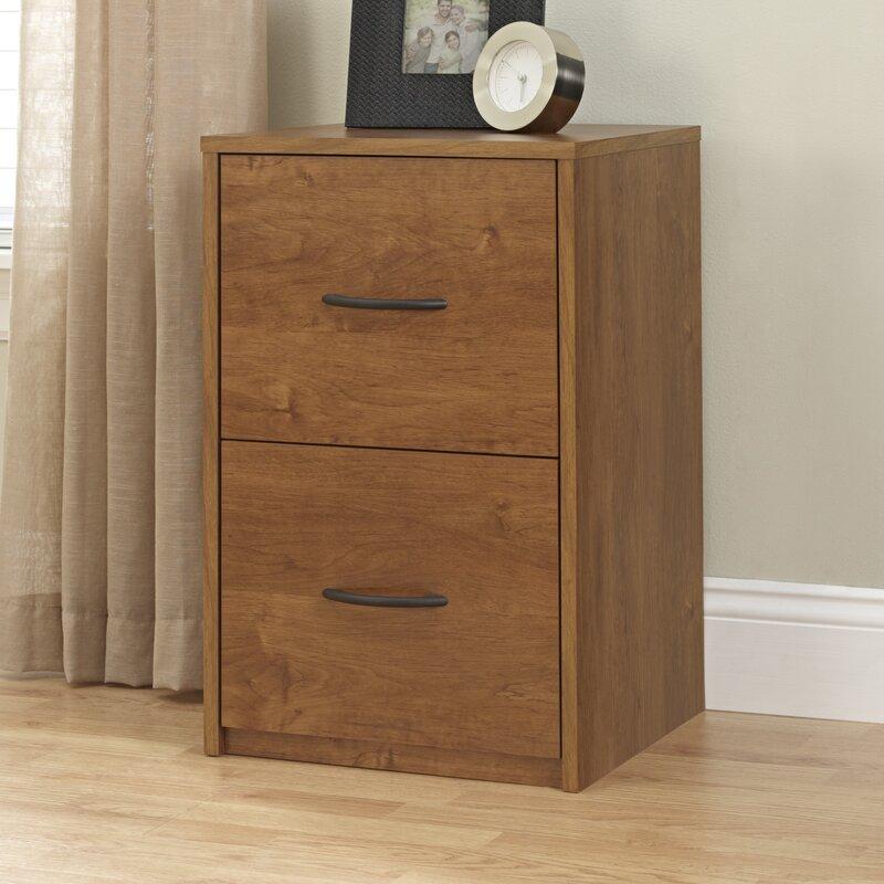 Symple Stuff 2 Drawer File Cabinet U0026 Reviews | Wayfair