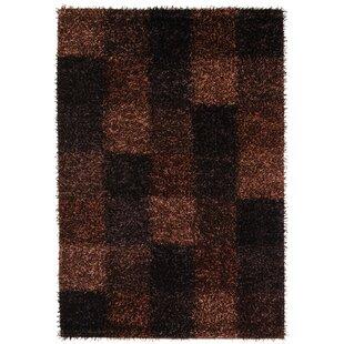 Mali Dori Hand-Tufted Brown Area Rug by Bakero