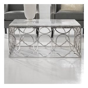Melange Mara Square Coffee Table by Hooker F..