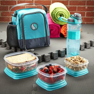 8ba14fed19c9 Insulated Lunch Containers | Wayfair