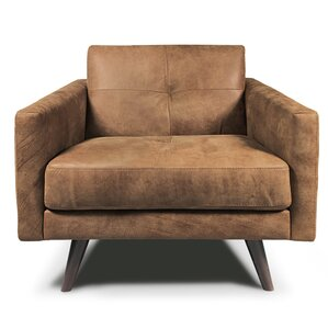 Gary Full Leather Armchair by Digi? Leather