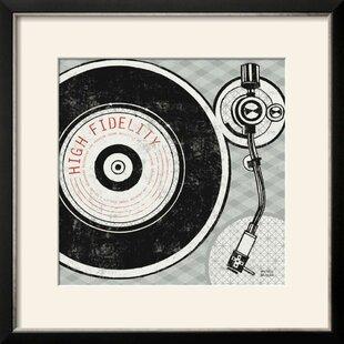 record player shelf wayfair
