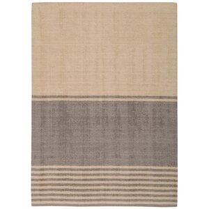 Tundra Handmade Beige/Gray Area Rug