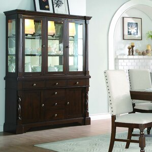 Brownville China CabinetDining Hutches You ll Love   Wayfair. Living Room Hutch. Home Design Ideas