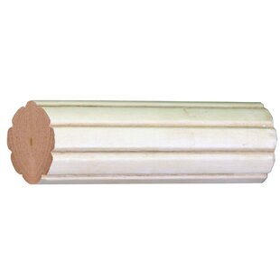 Compatible Drapery Fluted Single Curtain Rod