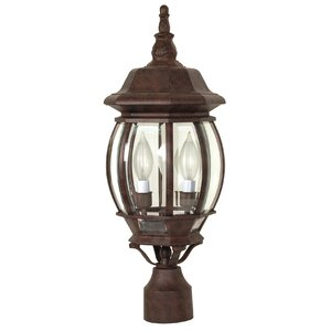 Mackintosh 3-Light Outdoor Lantern Head
