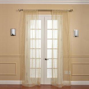 3 Inch Wide Pocket Curtains Wayfair