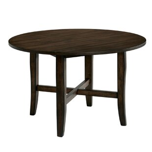 Stainforth Transitional Solid Wood Dining Table