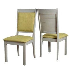 Pickerel Ladder Upholstered Dining Chair ..