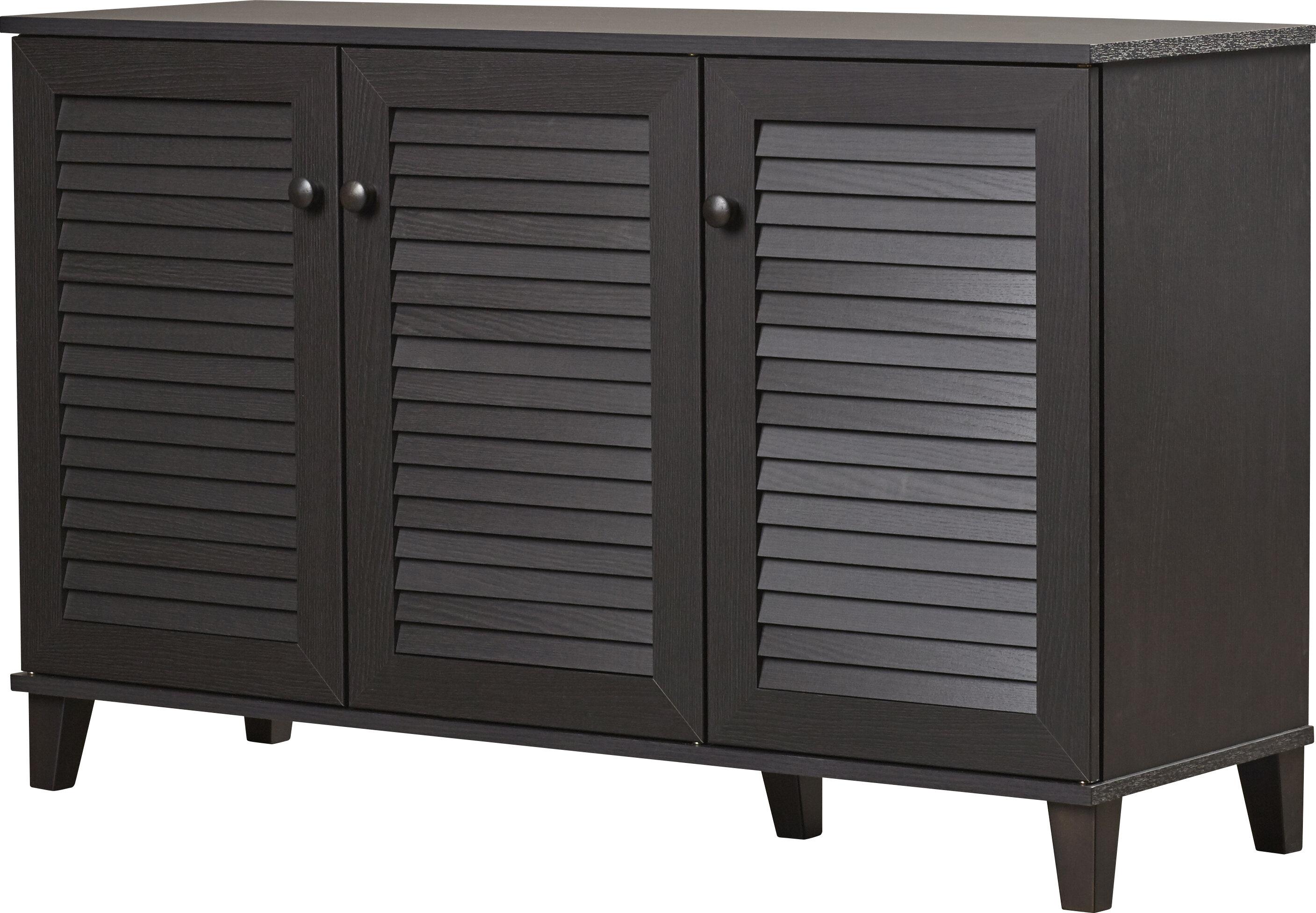 25 pair shoe storage cabinet reviews joss main