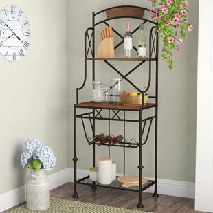 Callimont Wrought Iron Baker\u0027s Rack : wrought iron plate hanger - pezcame.com