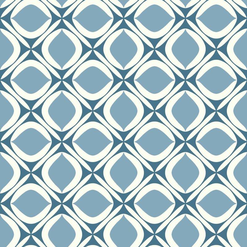 Pattern Play 33 X 205 Foxy Wallpaper
